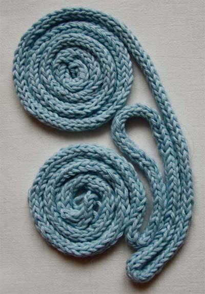Очень простой способ вязания…