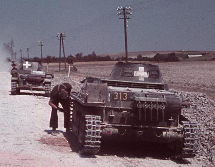 Как советский командир остановил немецкие танки без единого выстрела