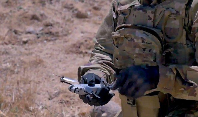 Крошечный квадрокоптер Snipe может изменить тактику ведения боя