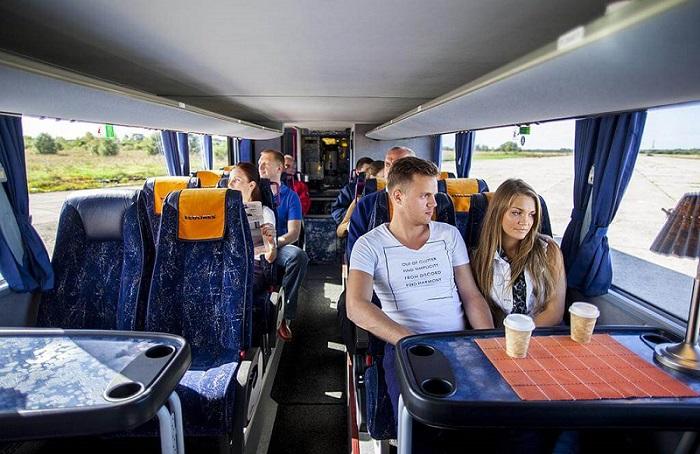 Как сделать поездку на автобусе дальнего следования еще более выгодной