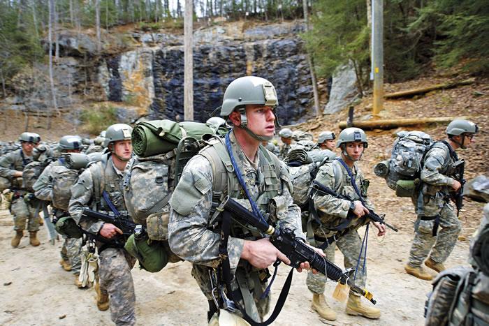Неужели война? США намерены отправить войска на границу с Мексикой