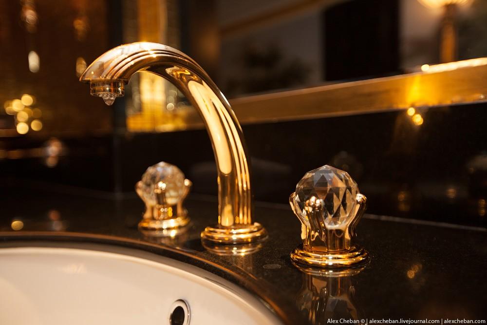BurjAlArab16 Золото для шейхов и олигархов: самый дорогой номер в семизвездочном отеле Burj Al Arab