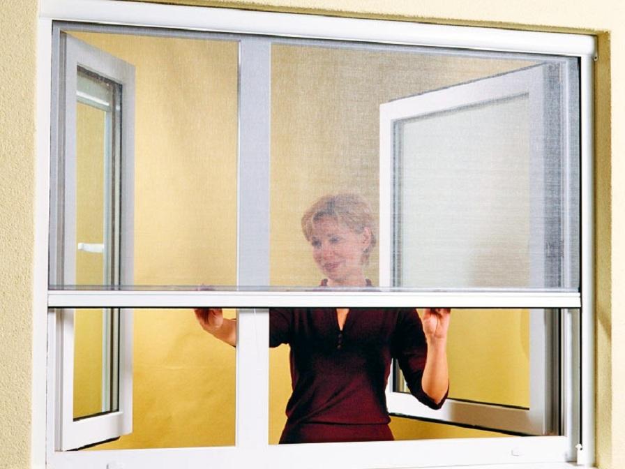 Сетка на окна дома