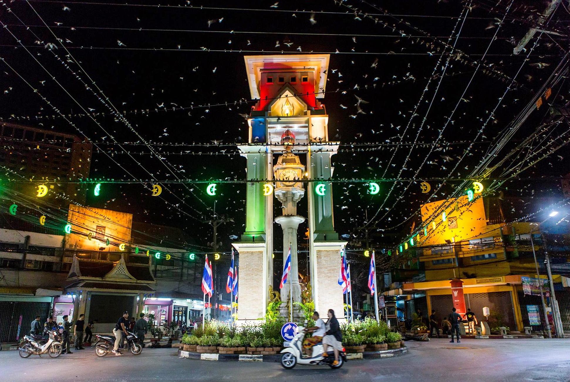 Новое место на туристической карте Таиланда — Бетонг