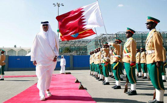 6 арабских стран разрвали ди…