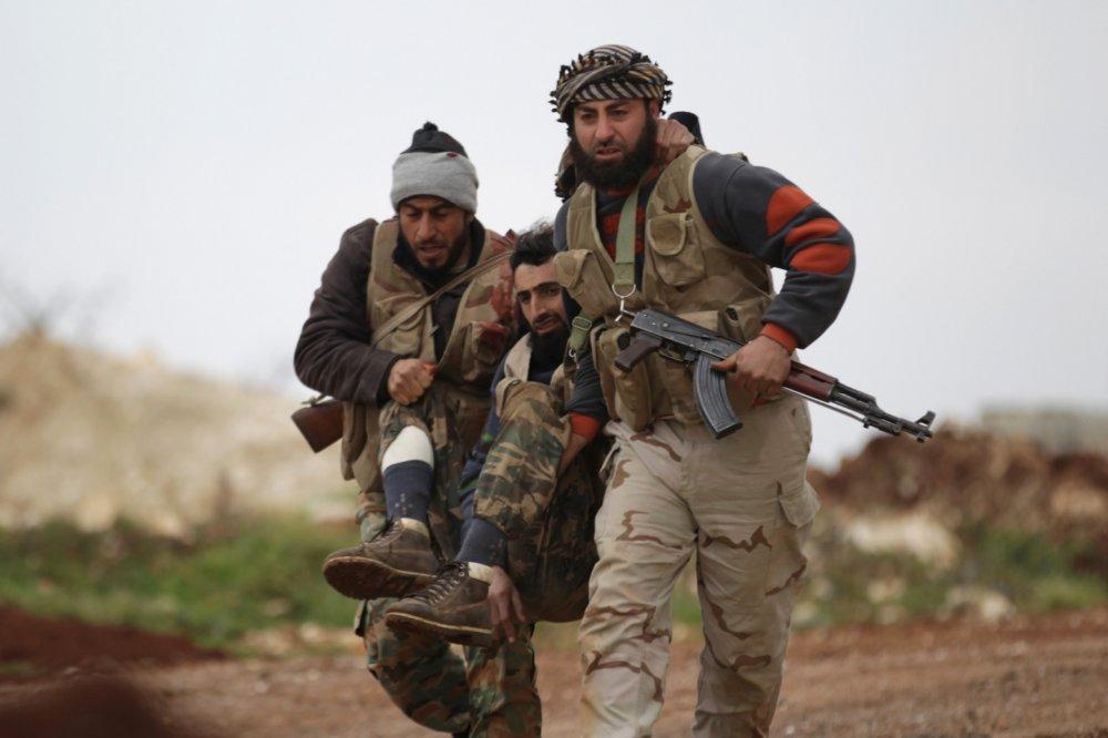 Агония террористов: боевики в Сирии начали резать друг другу глотки