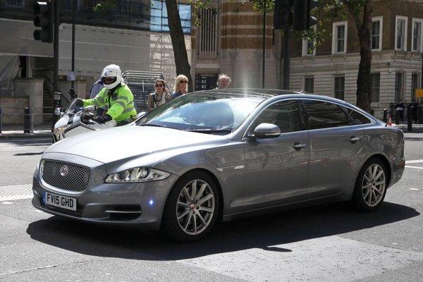 Jaguar XJ 'The Sentinel'