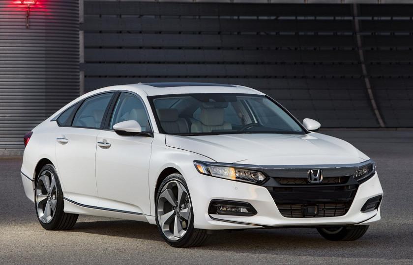 Новый Honda Accord может приехать в Россию