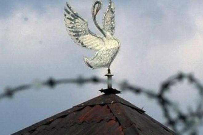 Тайники тюрьмы Белый Лебедь