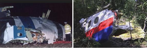 Материалы Локерби и ложь о MH-17
