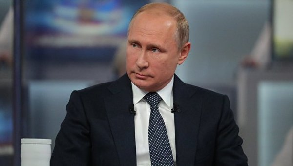 Путин ещё раз предупредил Ки…