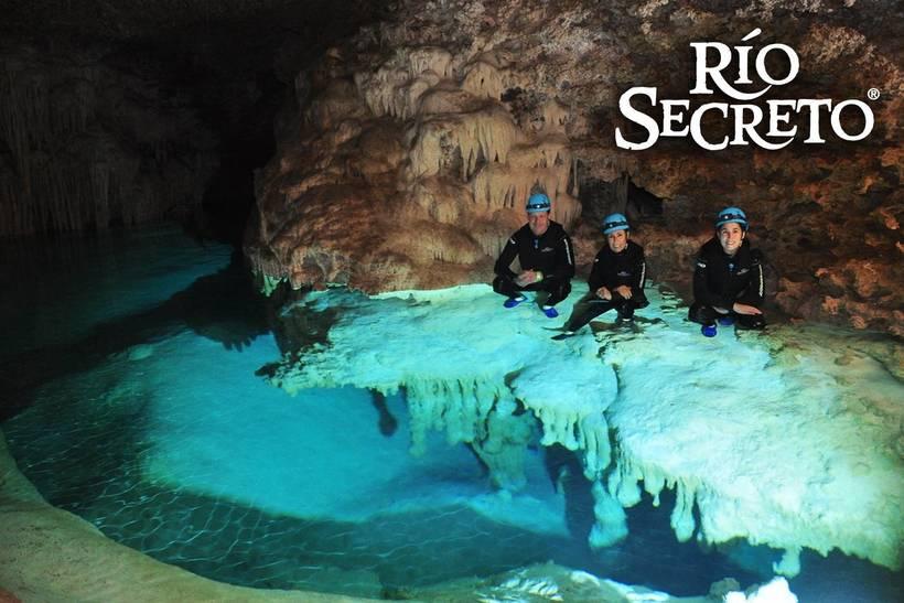Рио Секрето: священная река индейцев майя, которая потрясает своей красотой