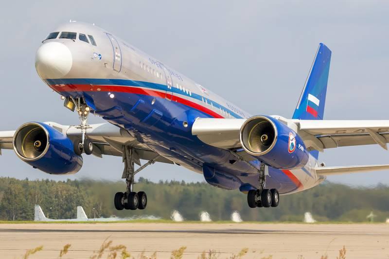 Новое средство русского контроля. Самолёт авиационного наблюдения Ту-214ОН проверку прошёл!