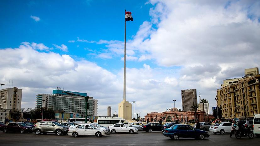 Богданов и посол Египта обсудили проблематику Ближнего Востока