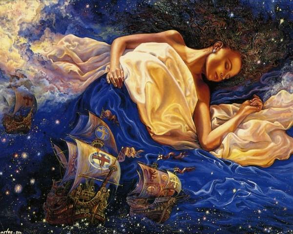 Что скрывают ночные кошмары и цветные сны?