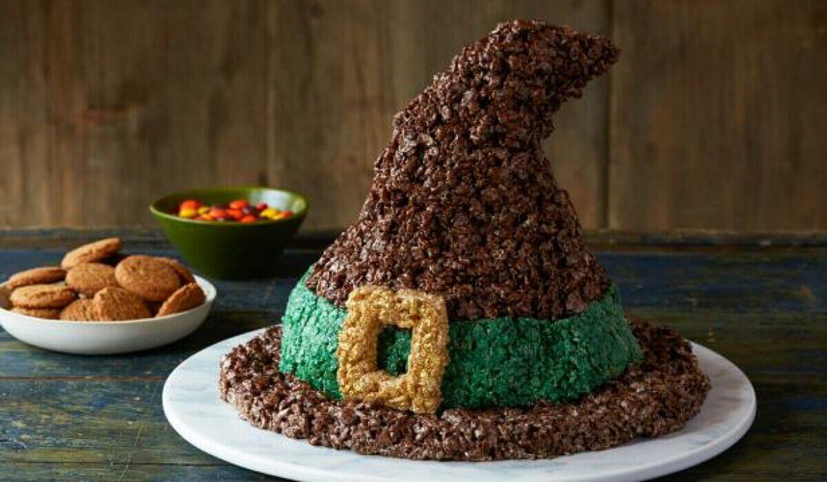 Сладкое угощение «Ведьмина шляпа»: ароматная вкусняшка на необычный праздник Хэллоуин