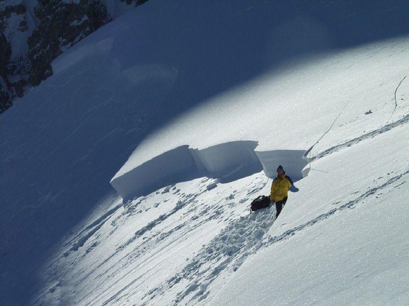 15 правил безопасности в горах зимой от профессионалов