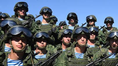 Зачем Кавказский казачий полк десантируется в Африке