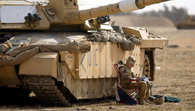 СМИ: Великобритания инсценирует сражение с силами РФ на военных учениях