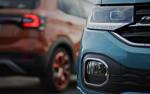 Volkswagen показал новый кро…