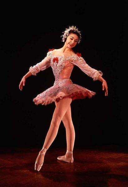 Прима-балерина ассолюта Марго Фонтейн