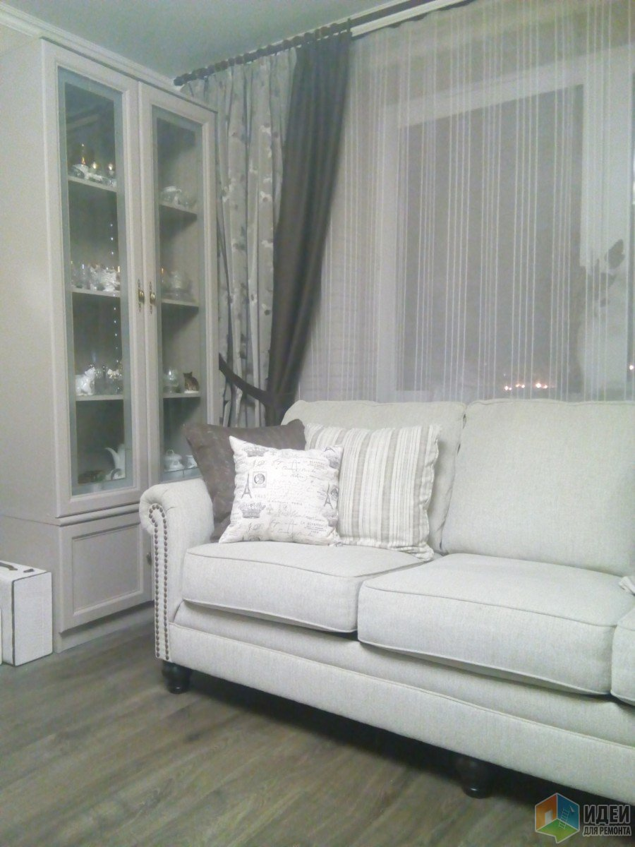 Мой любимый диван.