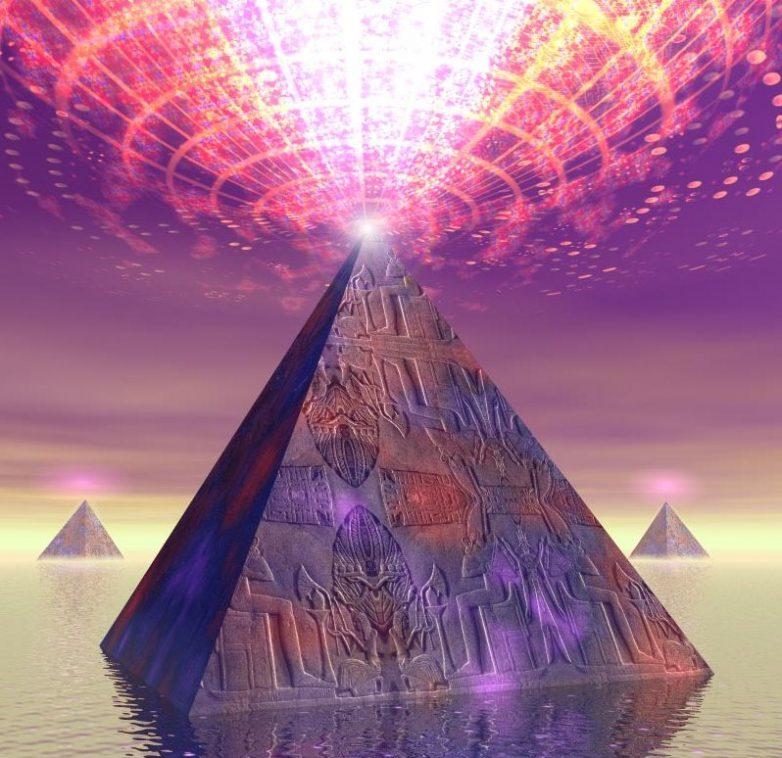 Древние пирамиды - станции д…