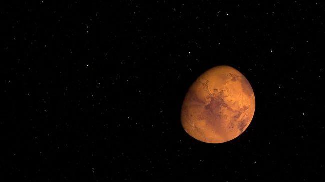 Ближайшие недели Марс можно будет увидеть невооруженным глазом