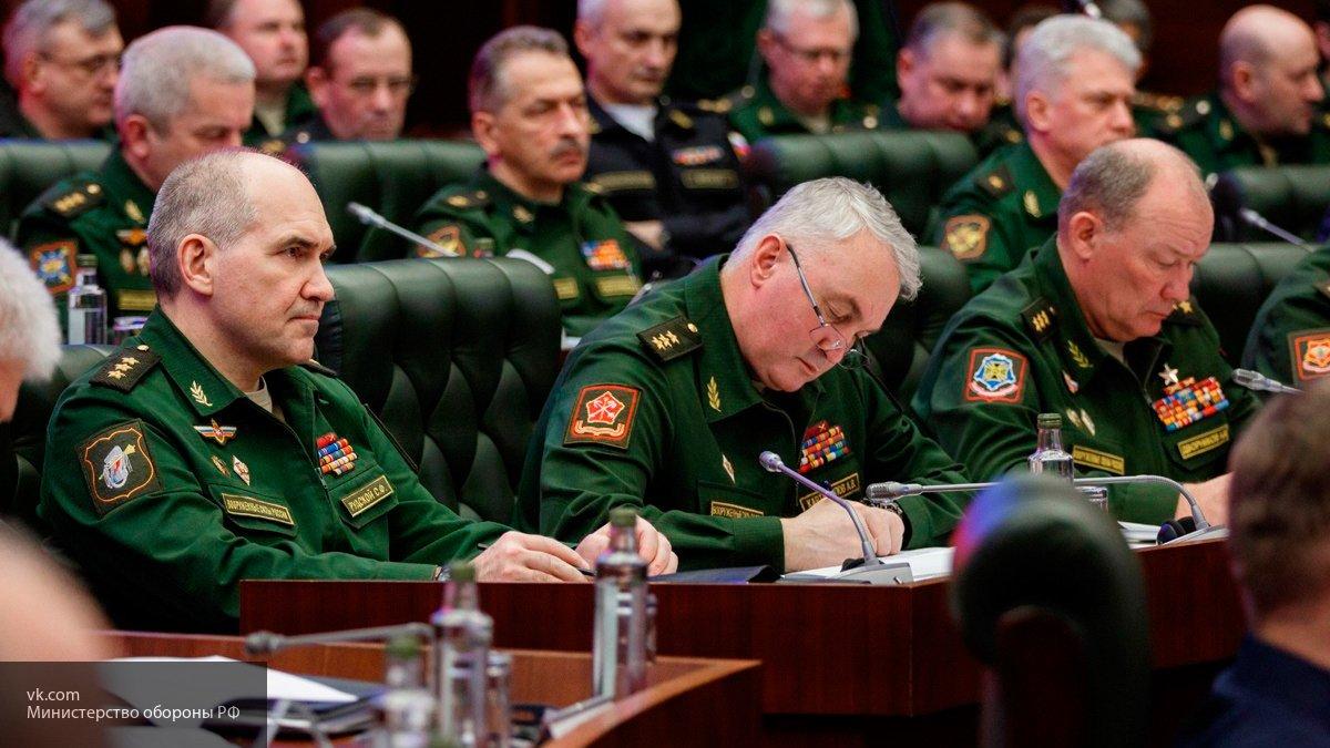Минобороны РФ пояснило Парижу роль международной коалиции в разгроме ИГ* в Сирии