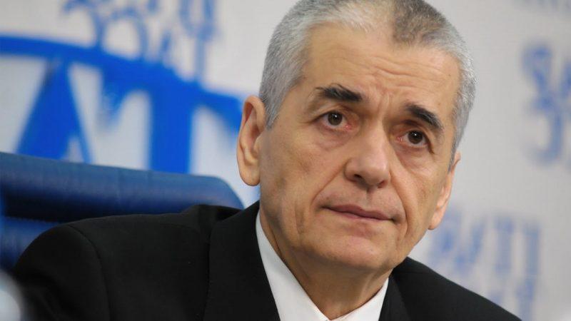 Онищенко раскритиковал Порош…