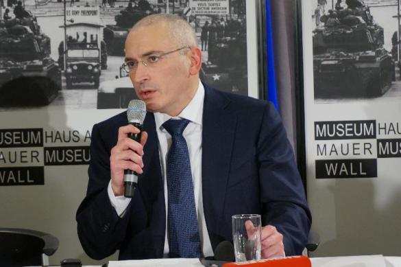 Хайп и гнилые отмазки Ходорковского