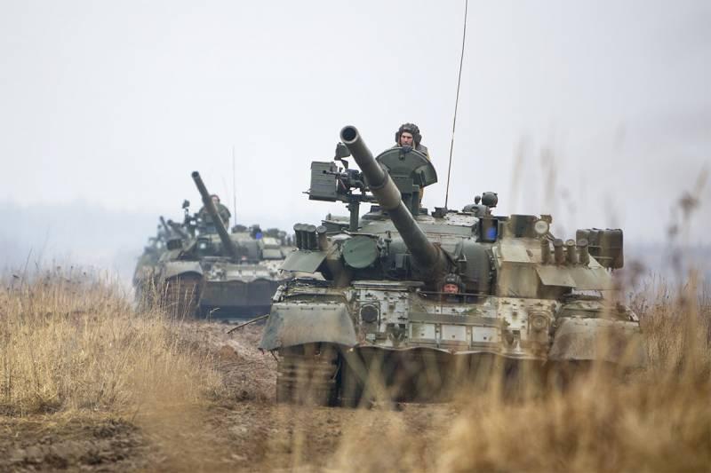 75 лет танковой Кантемировской дивизии