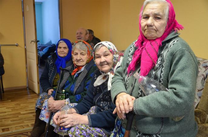 Дома престарелых как закономерное следствие новой линии властей