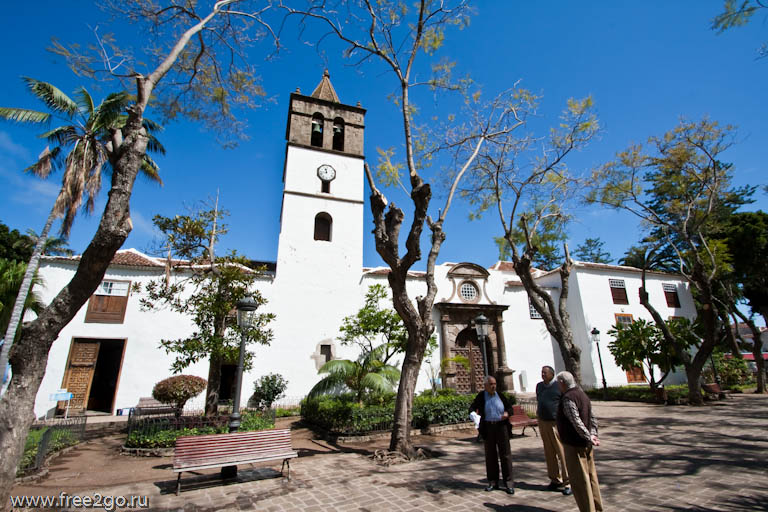tenerife 54 Старинные города   Тенерифе, Канарские острова, Испания.