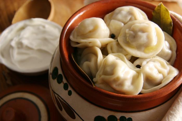 Пельмени - исконно китайское блюдо. | Фото: cafe-slav.ru.