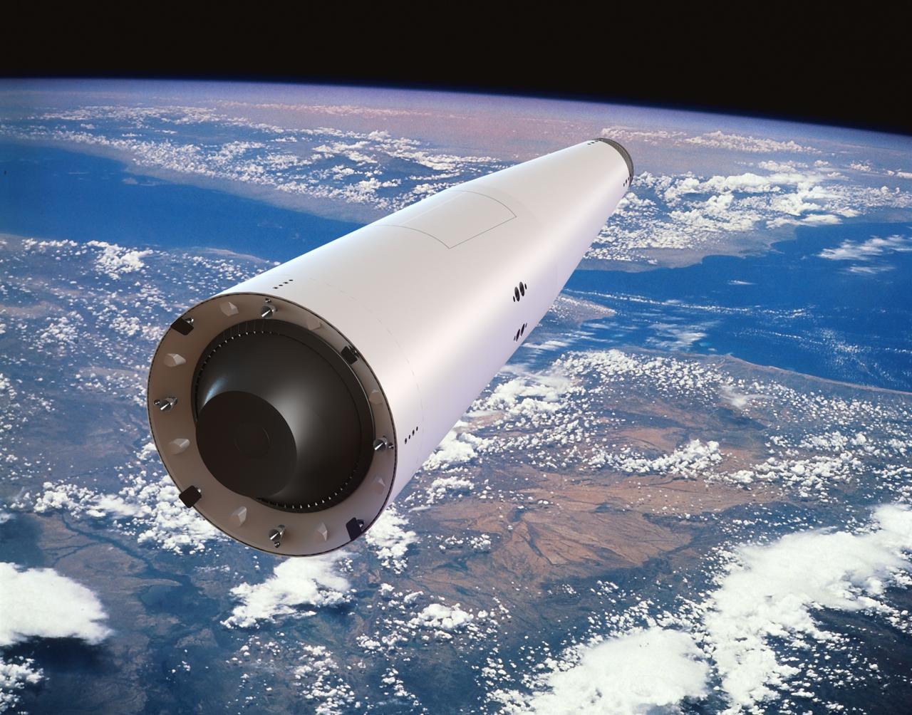 Российские конструкторы вернулись к разработке легкой многоразовой ракеты