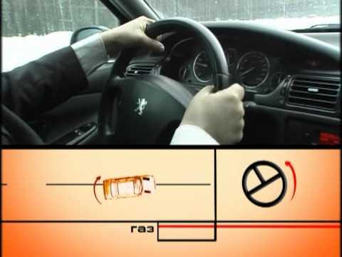 Специфика вождение переднеприводного автомобиля