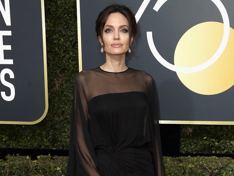 Стиль Анжелины Джоли