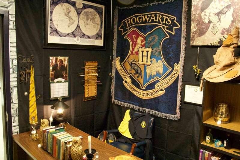 Учитель создал класс Гарри Поттера и он поистине невероятен