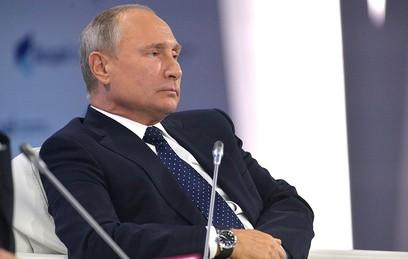 Путин исключил нанесение Россией первого ядерного удара