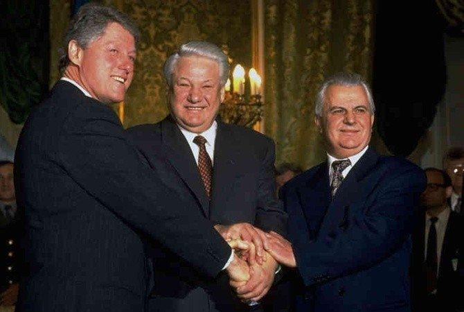 Экс-посол США: Кравчук и Куч…