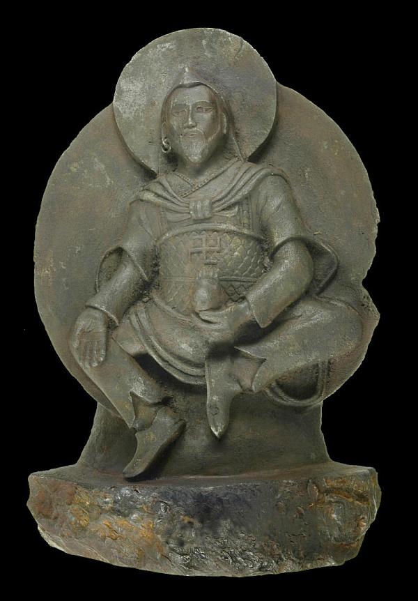 Статуэтка Будды оказалась космической