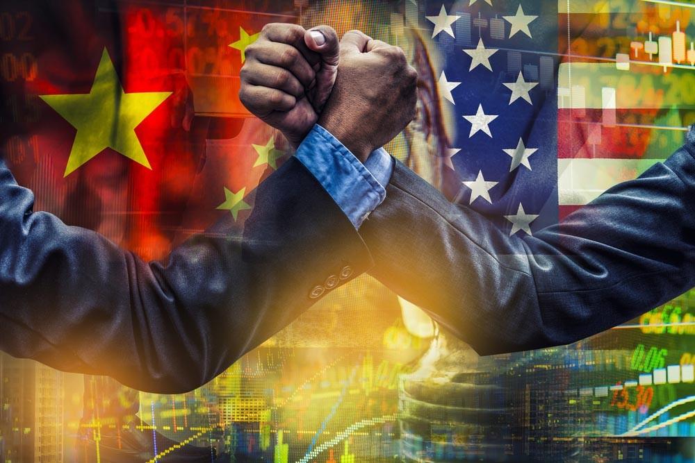 Китай разрывает с США торгов…