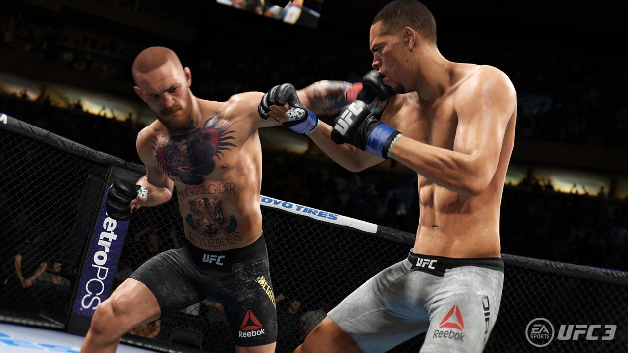 UFC 3 утонула в микротранзакциях