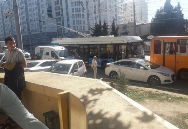 ДТП в Севастополе: пострадал…