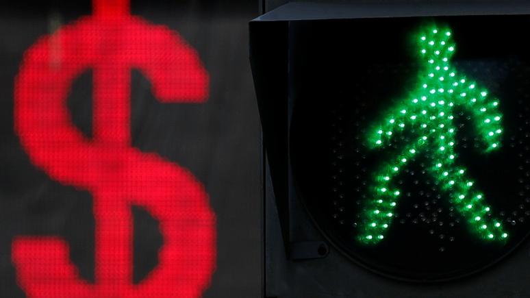 Deutsche Wirtschafts Nachrichten: сильный доллар на руку России