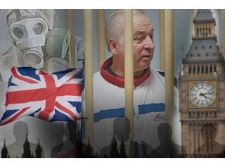 Почему спецслужбы Британии отравили Скрипалей?