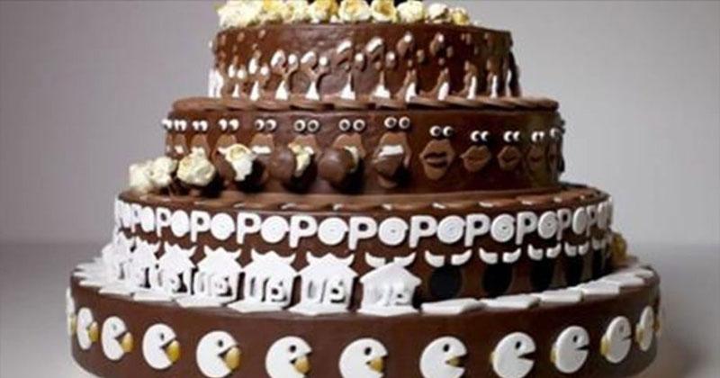 Самый необычный торт из всех…