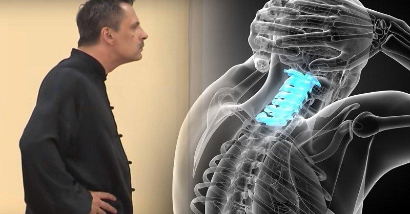 Сенсационная гимнастика Бутримова для шеи: нормализует кровообращение и положение позвонков