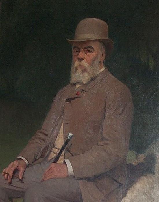 Художник Jean Baptiste Claude Robie (1821 – 1910)